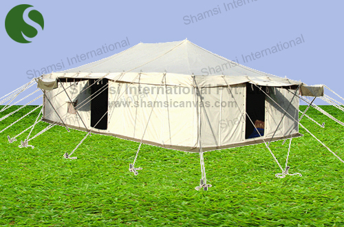 Hospital And School Tents
