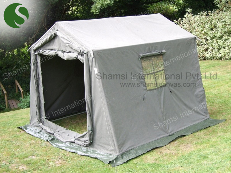 command post tent | Shamsi Canvas
