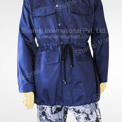 Air Man Blue Jacket