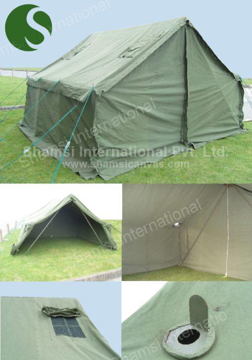 Swedish Army Tent